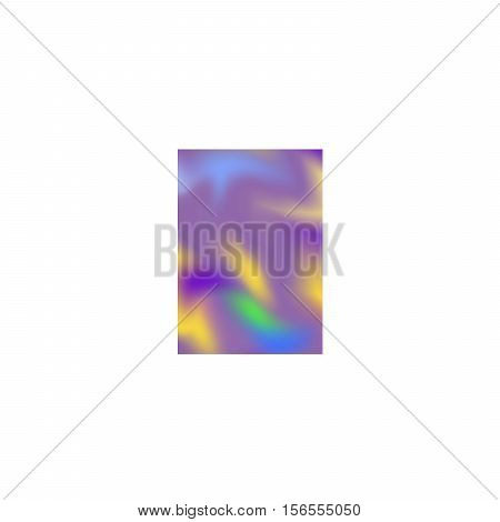 Universal vector blur pattern vertical colorfull layout design. Texture abstract pattern fills background blurs surface color. Colorful abstract layout brochure print blur ornament design