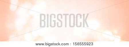 Abstract Background Defocused Light Pink Colors