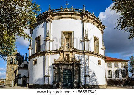 Mosteiro da Serra do Pilar in Porto, Portugal
