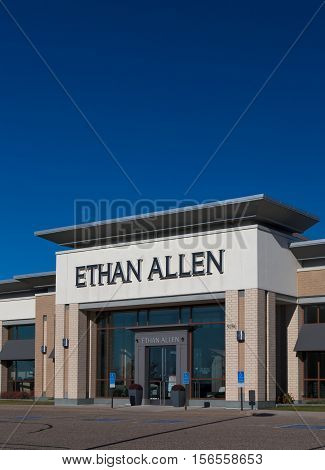 Ethan Allen Furniture Store