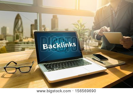 BACKLINKS backlinks, blogging, businessman, casual, coach, connection