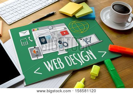 Web Design Software Media Www And Website Design Responsive Web Design