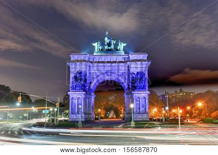 Grand Army Plaza - Brooklyn, New York
