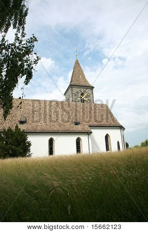 church in swiss