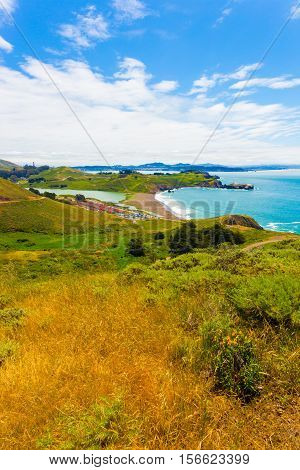 Marin Headlands Fort Cronkhite Rodea Beach Sf V