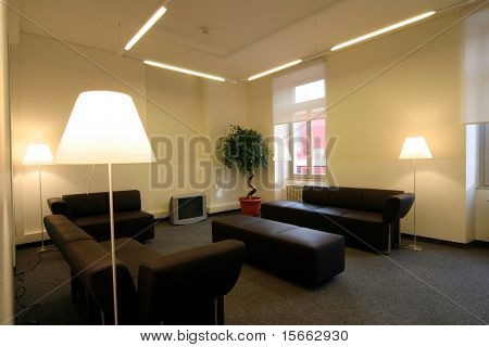 room and furniture