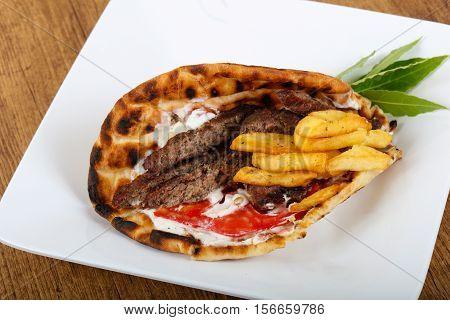Gyros - Tradition Greek Cuisine