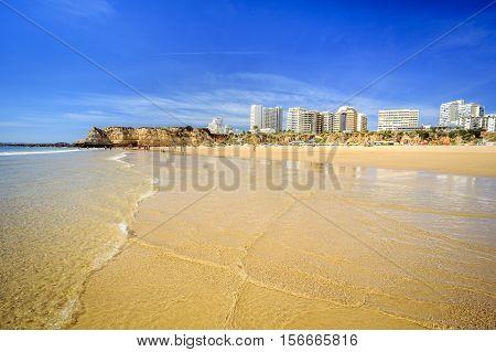 Praia Da Rocha, Portimao, Portugal