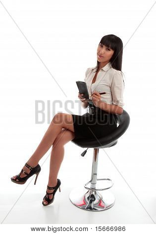 Businesswoman Office Worker