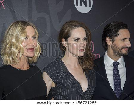 Lusia Strus, Michelle Dockery, Juan Diego Botto
