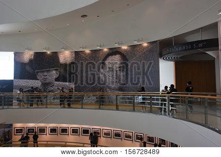 The Bangkok Art and Culture Centre (BACC) NOV 14 2016: :