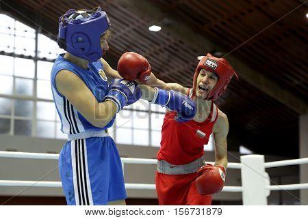 Stanimira Petrova Boxer
