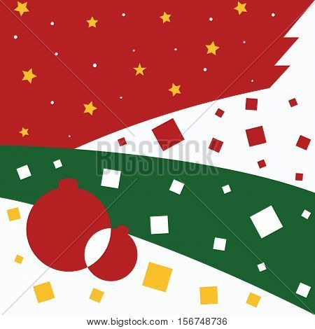 Background With Christmas, Abstract Design By Esp10