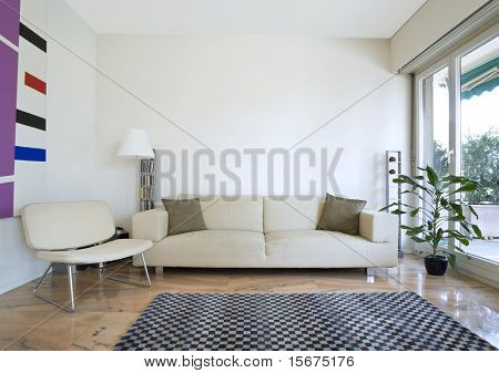 acogedor piso moderno