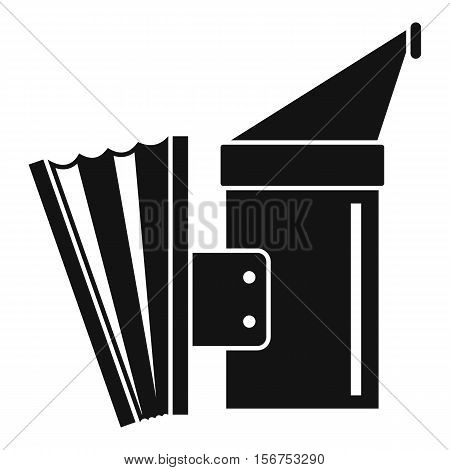 Fumigation icon. Simple illustration of fumigation vector icon for web