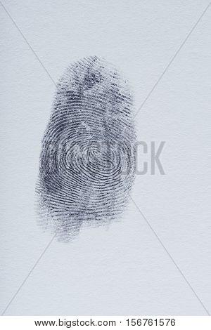 One Finger Print