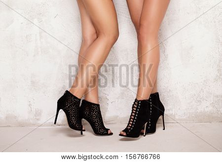 Photo Of Shapely Female Legs.