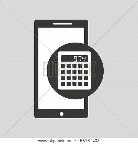 smartphone money concept vector illustration eps 10