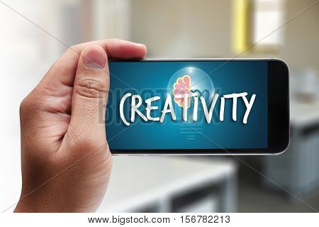 Creativity Creative And Design  Thinking Innovation Process Creativity And Inspiration, Idea And Ima