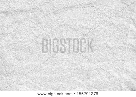 White slate stone slab background or texture. White stone slab