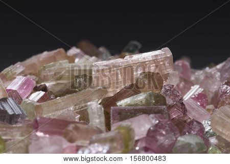 tourmaline mineral specimen the natural gem rock