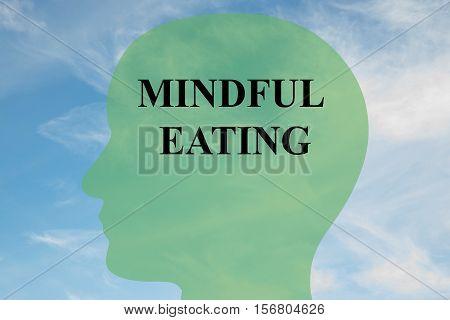 Mindful Eating Concept