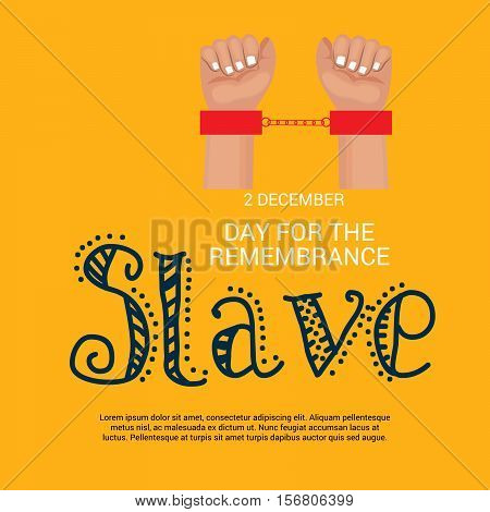 Day For The Remembrance Slave_15_nov_16