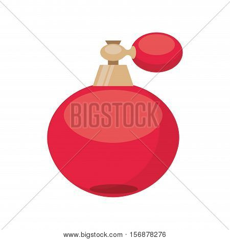 splash fragance isolated icon vector illustration design