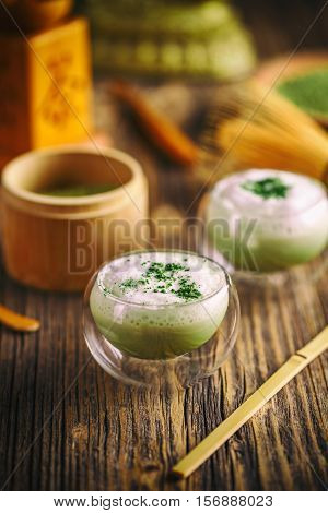 Matcha Green Tea Tatte