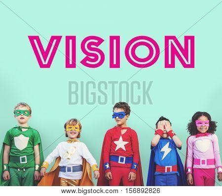Vision Plan Aspiration Ideas Concept