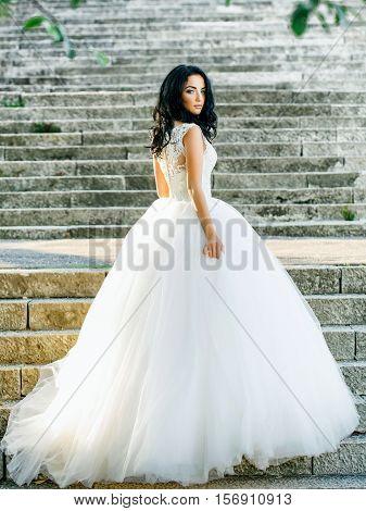 Young Pretty Bride