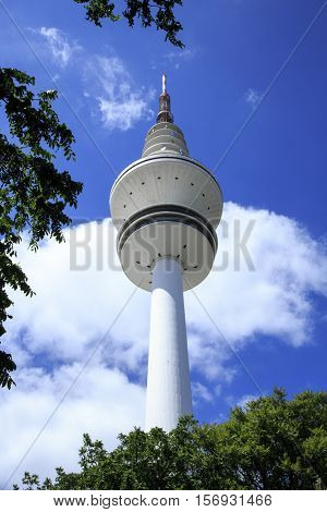 Hamburg TV tower, Germany