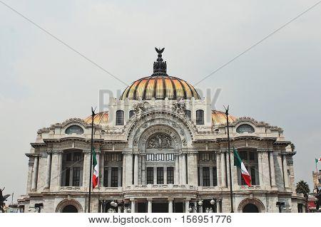 Museo del Palacio de Bellas Artes, Ciudad de México