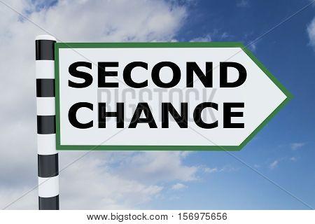 Second Chance Concept