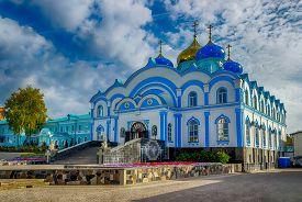 Zadonsk Men Nativity  Our Lady Convent Lipetsk Oblast Russia