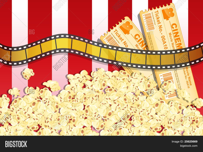 Movie Reel Images, Illustrations & Vectors (Free) - Bigstock