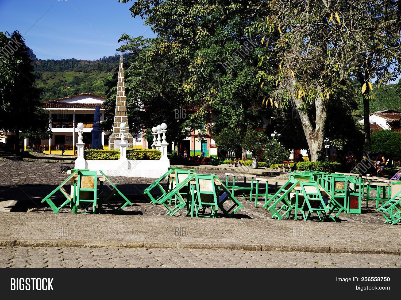 Jardin Colombia Image Photo Free Trial Bigstock
