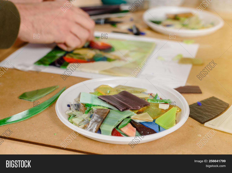 Closeup Photo Mosaic Image & Photo (Free Trial) | Bigstock