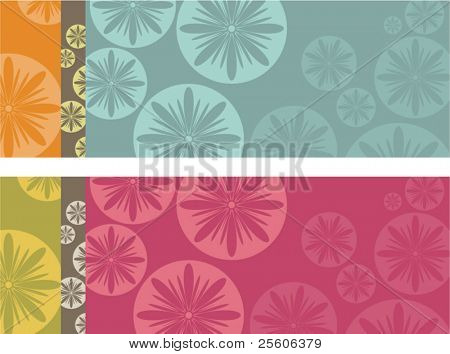 Abstract retro background. Vector illustration.