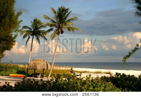 Sanibel Beach Hut