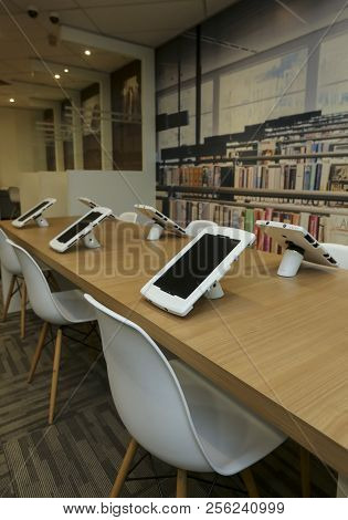Smart Library For Ebook Reading