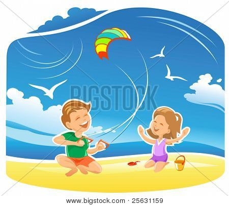 My Kite Flying High