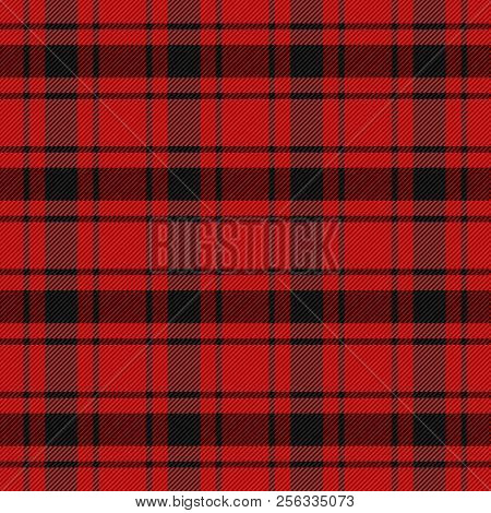 Macdonald Tartan Pattern. Scottish Cage. Scottish Checkered Background. Traditional Scottish Ornamen