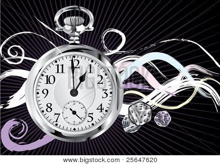 Vector silver magic. For more cool vectors see my gallery.