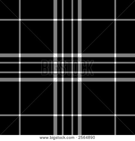 Black Blocks White Stripes