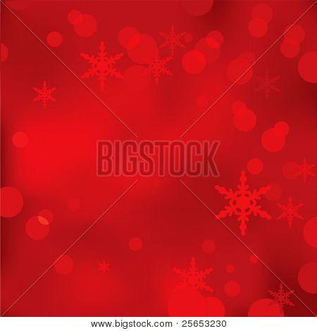 Vermelho Natal e ano novo abstrato.