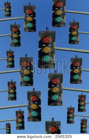 Red Yellow Green Lights
