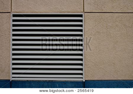 Air Vent In Wall