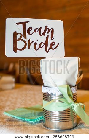 Retro Party Set Team Bride Sign Design Photo Booth Party Wedding Funny Pictures