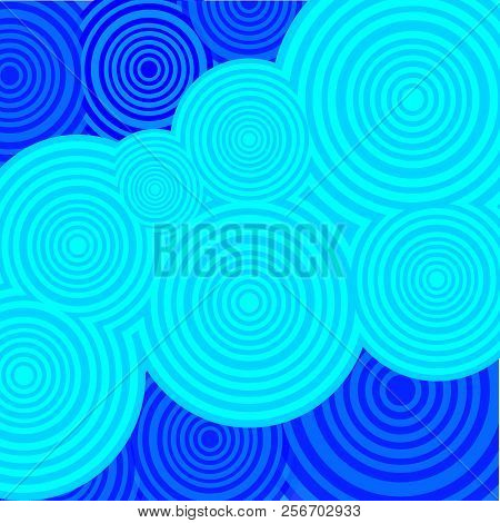 Graphic Line Circle Background,or Abstract Blue Circle Background.jpg